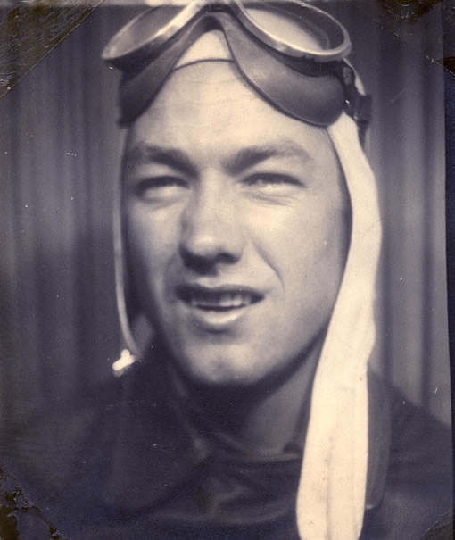 My Grandfather (Alan Stalcup), AKA �Pop� during WWII